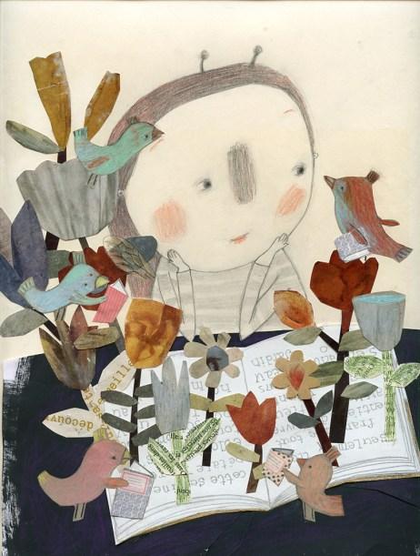 Communication Jeunesse, affiche 2013 Manon Gauthier