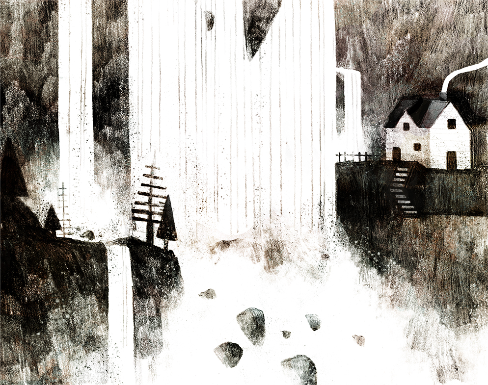 Illustration by Jon Klassen