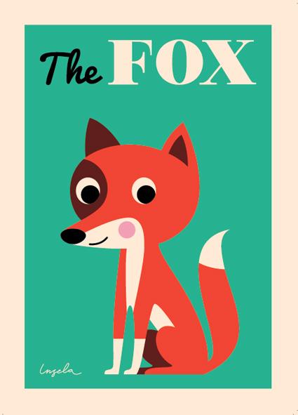 Ingela P Arrhenius The Fox