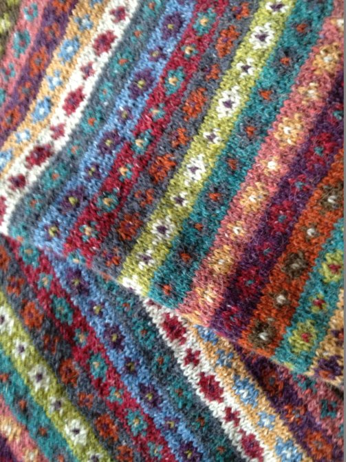 Kaffe Fassett from Glorious Color 1988