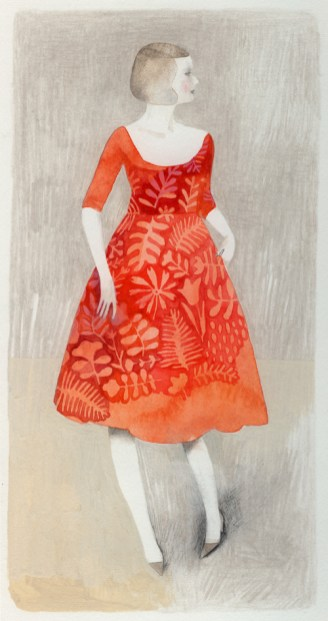 Robe by Isabelle Arsenault