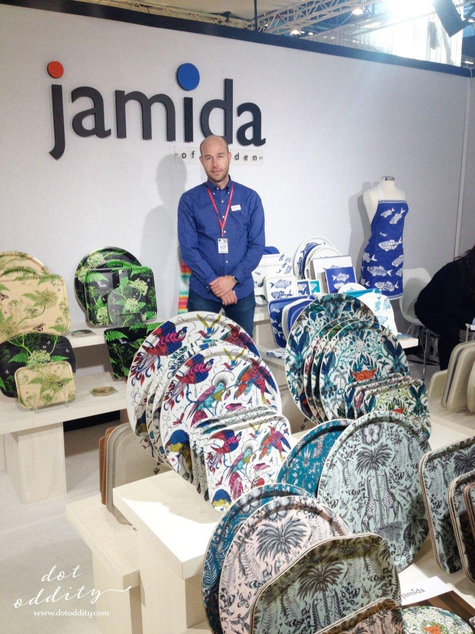 Jamida of Sweden