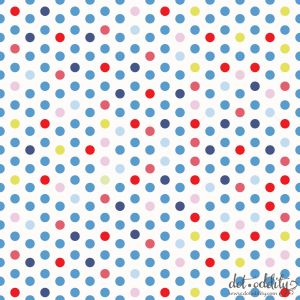 Dots multi by Maria Larsson