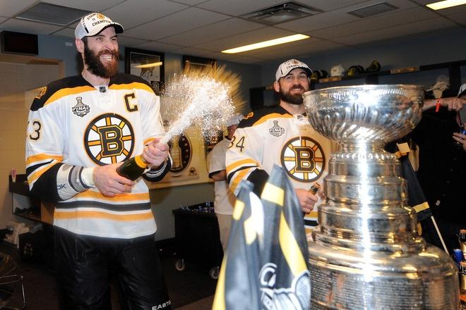 The Bruins recipe…