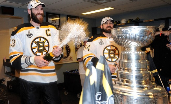 The Bruins recipe…