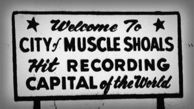 Muscle Shoals…