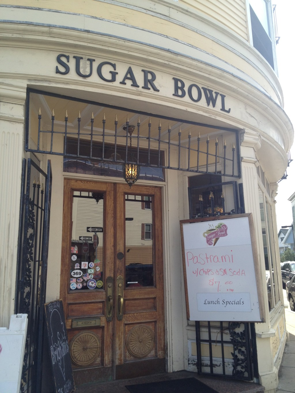 The Sugar Bowl knows coffee…