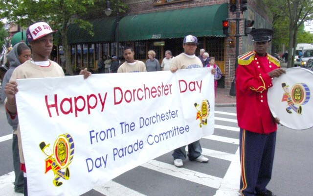 Come support the 2015 Dot Day parade!