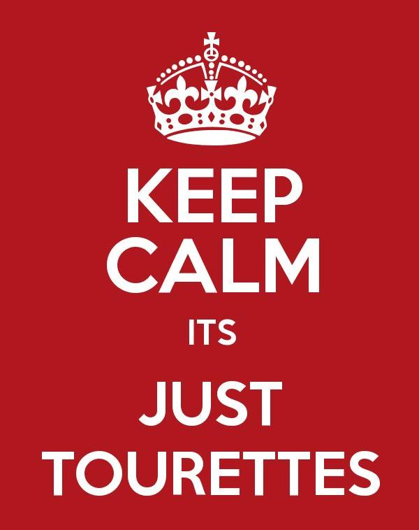 Dot Rat Tourette….