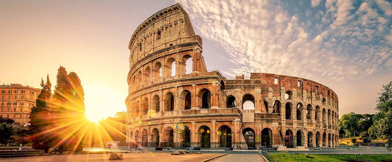 Emperor Nero Rome City