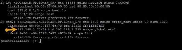 Không vào được internet CentOS 7