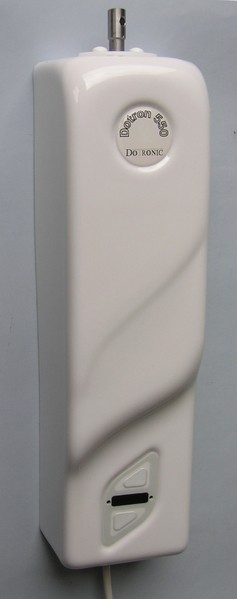Motorisation de volet roulant 6mN - Ouverture et fermeture automatique - Alimentation stabilisée.