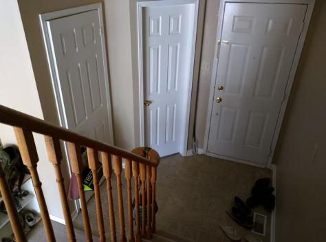 Снова лестница