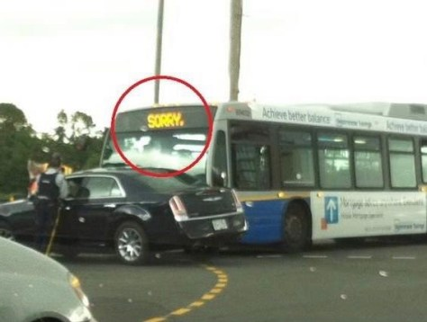 Сanadian bus