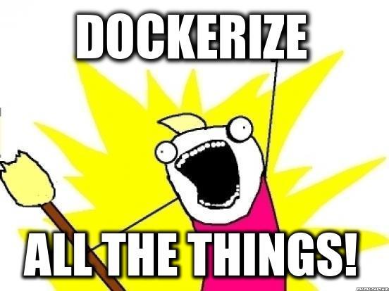 3 способа перенести Node.js приложение в Docker контейнер