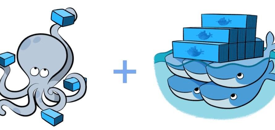 docker-compose для Swarm: docker stack