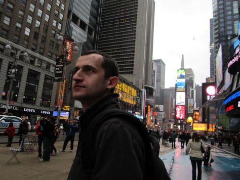 Назад в Нью-Йорк