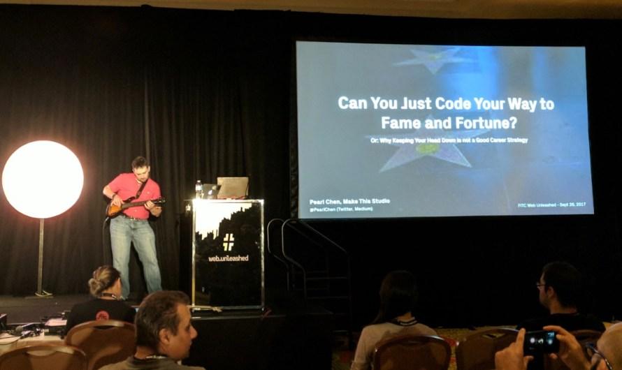 Очередная конференция и тайный заговор Microsoft