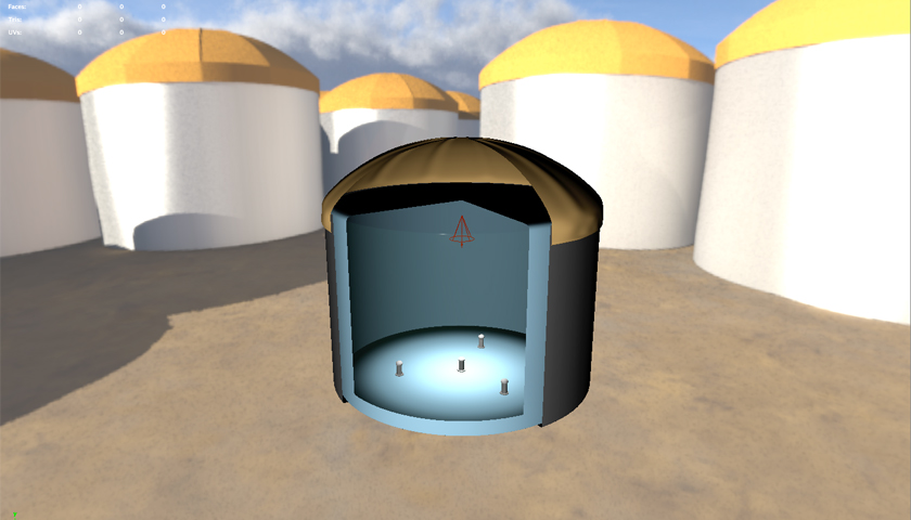 High-resolution Water Tank Preview