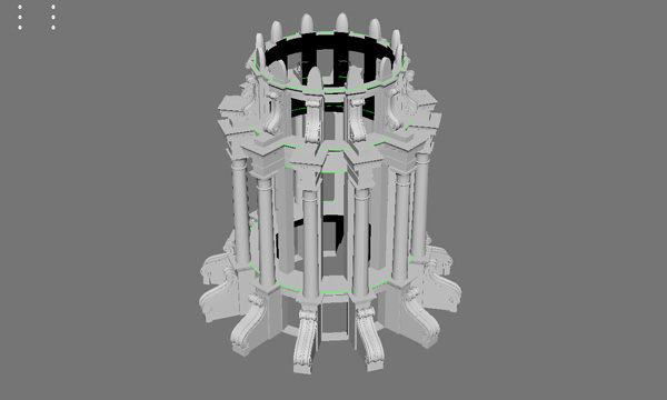 Lantern shape