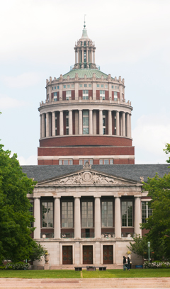 Rush Rhees Library