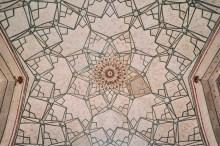 Naubat Khana (Drum House). O detalhismo de cada cupula e teto das estruturas da Índia é belíssimo.