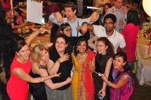 A responsável por tudo. Junto com ela o resto do time da AIESEC Internacional 08-09