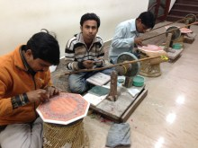 Os artesãos