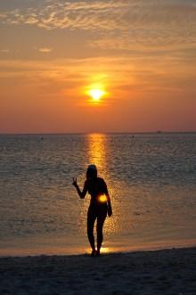 Sunset + Lissa