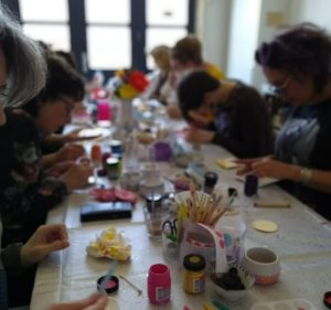 besloten workshop