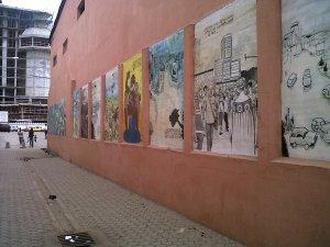 Art_Yaounde_Downtown