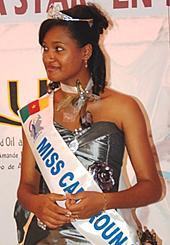 Miss Cameroun 2008