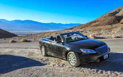 10 Best convertible drives in the US for beautiful views