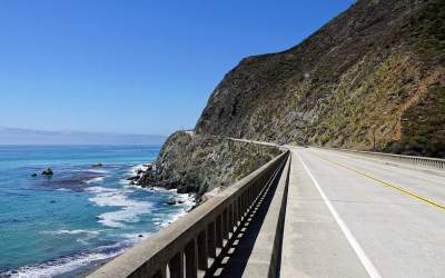 Pacific Coast Highway Itinerary in 5 Days: Big Sur and beyond!