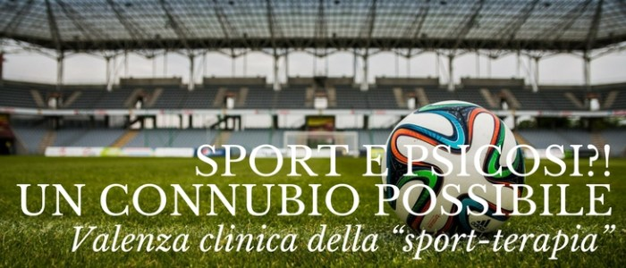 Sport terapia