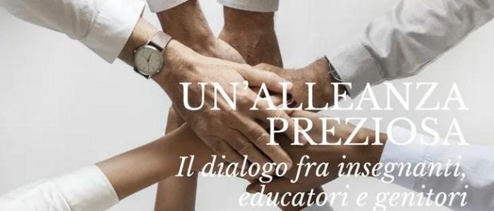 Progetto educativo comune scuola-famiglia