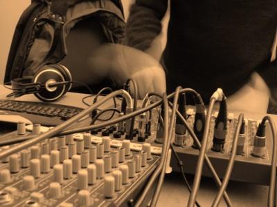 Mixer riadiofonico