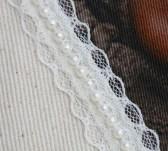 Beautiful Lace Trimming