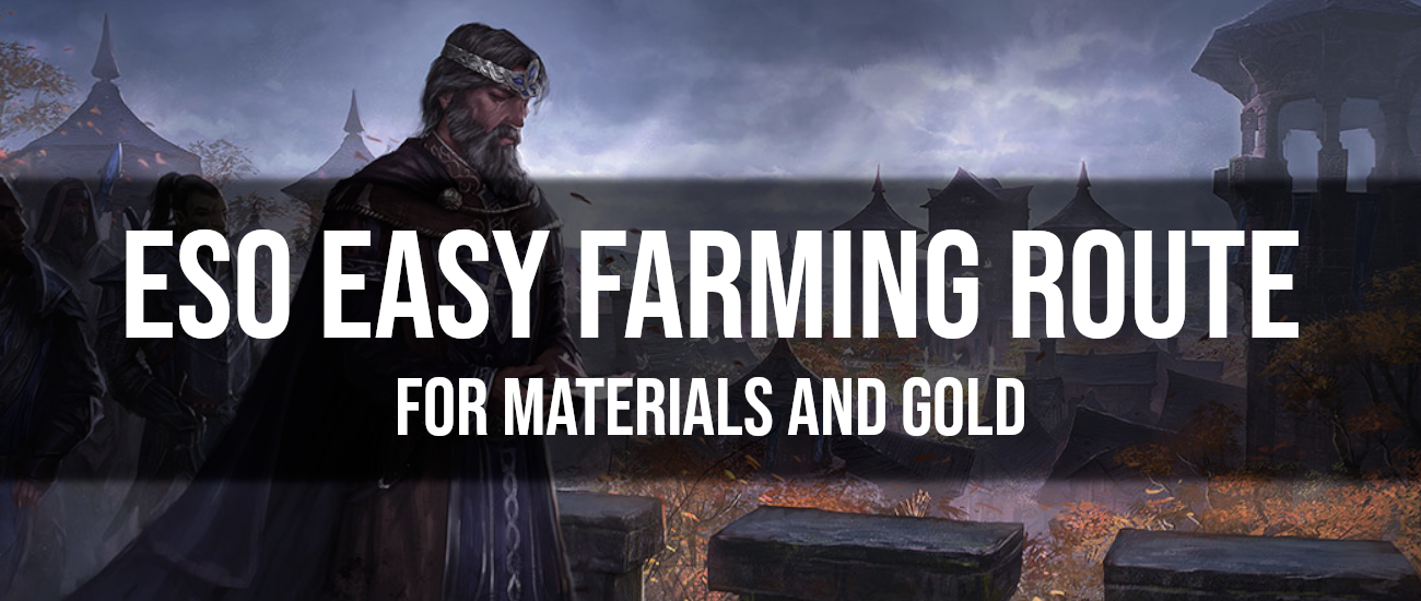 Gold Guide – Easy Farming Route for Materials and Gold