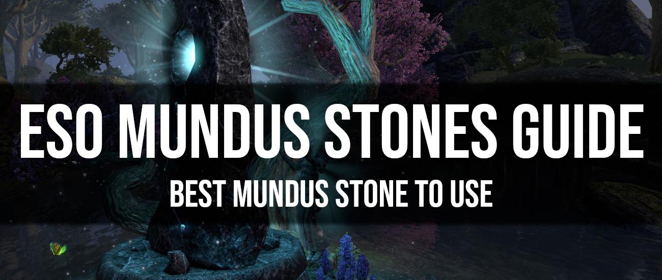 Mundus Stones - Dottz Gaming