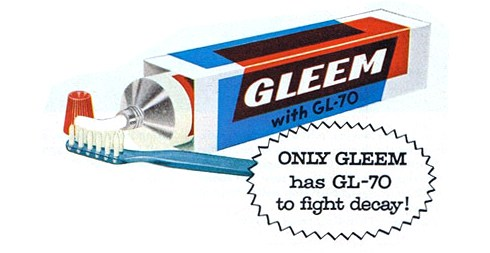 P&G Gleem