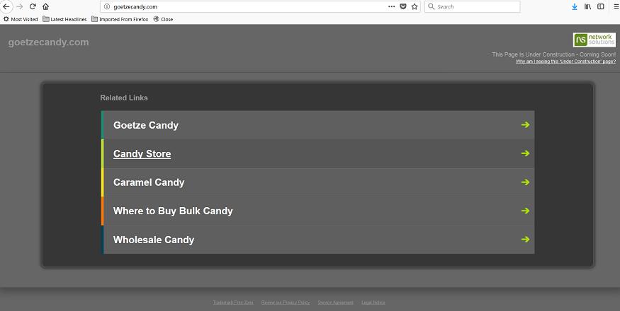 GoetzeCandy.com
