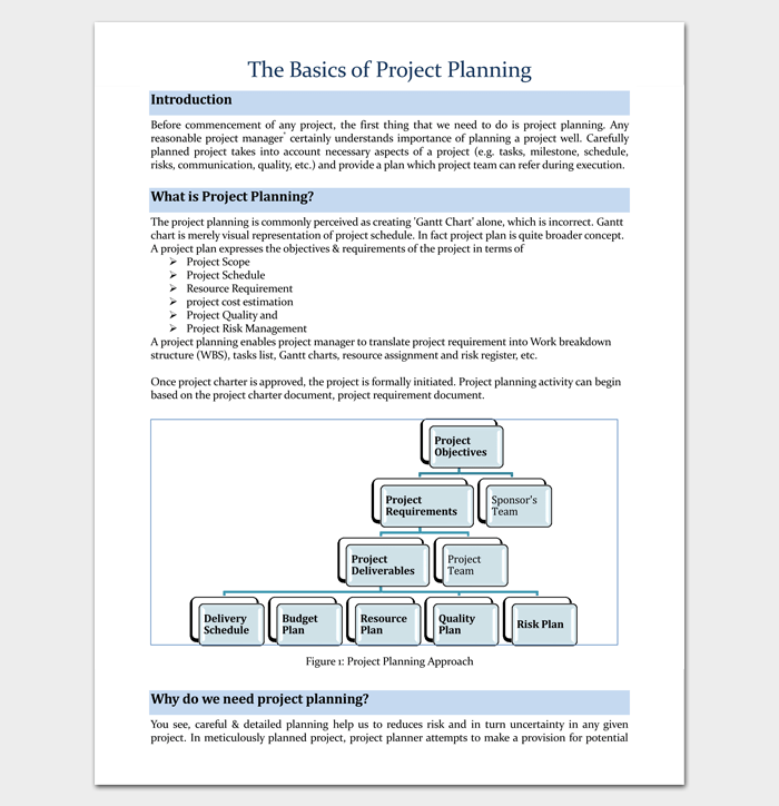 Project Planning Guide 1