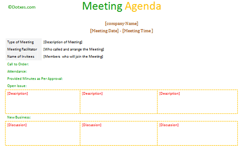 Formal-meeting-agenda-template-with-neat-table-format-(Featured-Image)