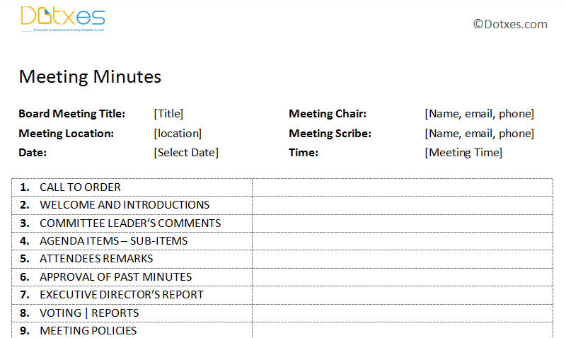 Free-Printable-Board-Meeting-Minutes-Template-(Featured-Image)