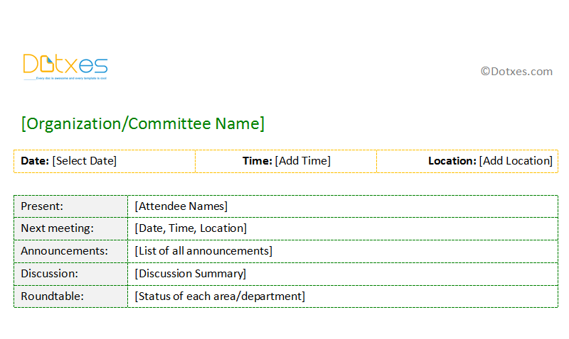 Meeting-Minutes-Template-in-short-format-(Featured-Image)