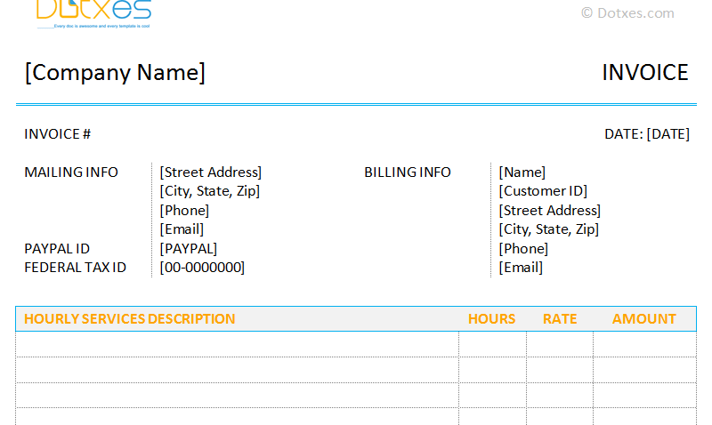 Invoice-Template-with-Hours-and-Rate-in-Microsoft-Word-(Featured-Image)