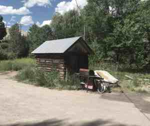 Turgeonville Gypsum Colorado