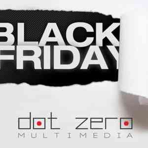 Black Friday Dot Zero Multimedia