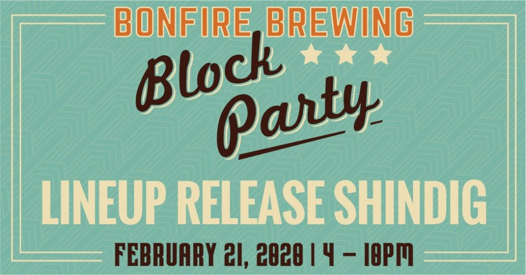 bonfire block party artist release